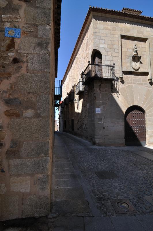 Palacio y Torre de Carvajal