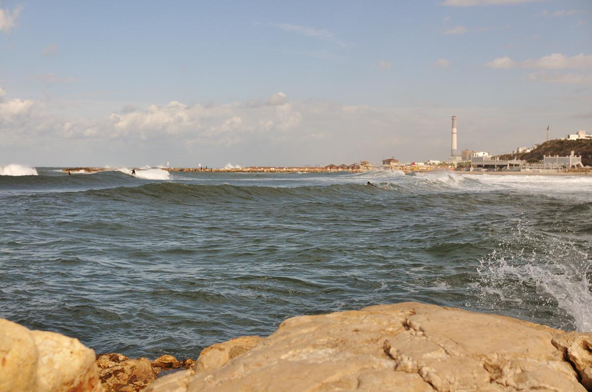 Surf in Tel-Aviv