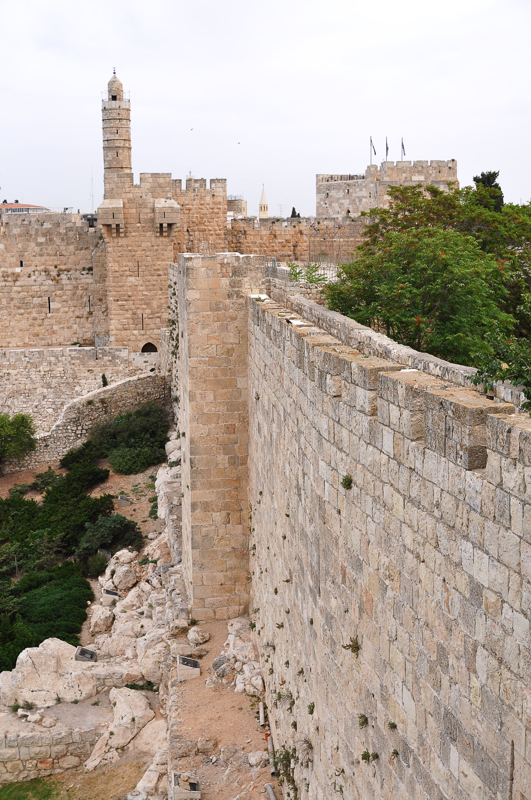 Tower of David - Detritus Gate