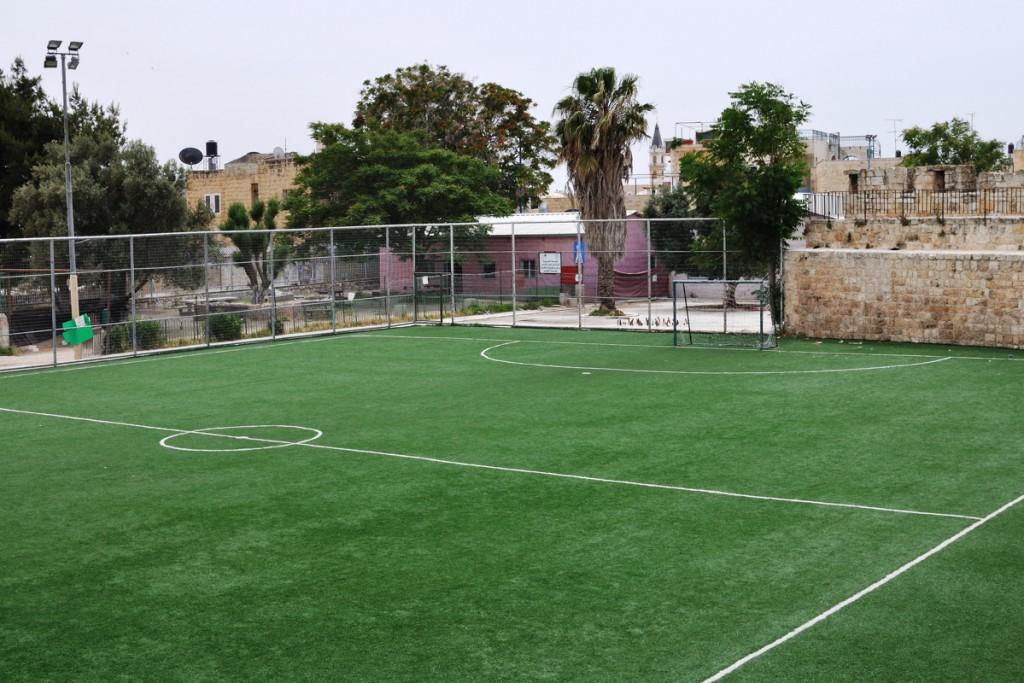 Nice playground....