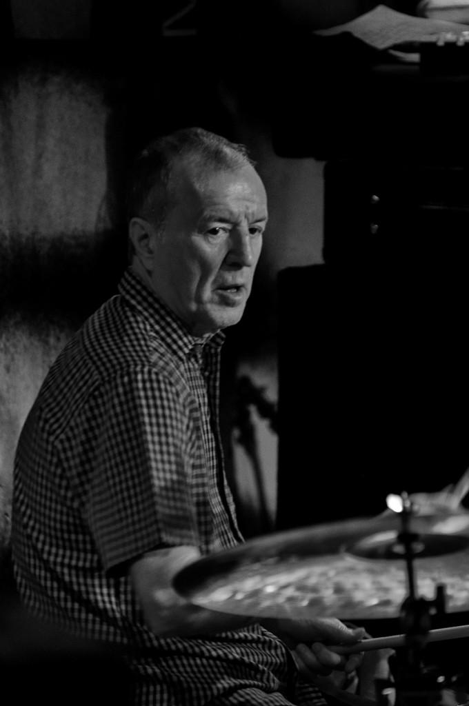 John Steel - Membre original du groupe