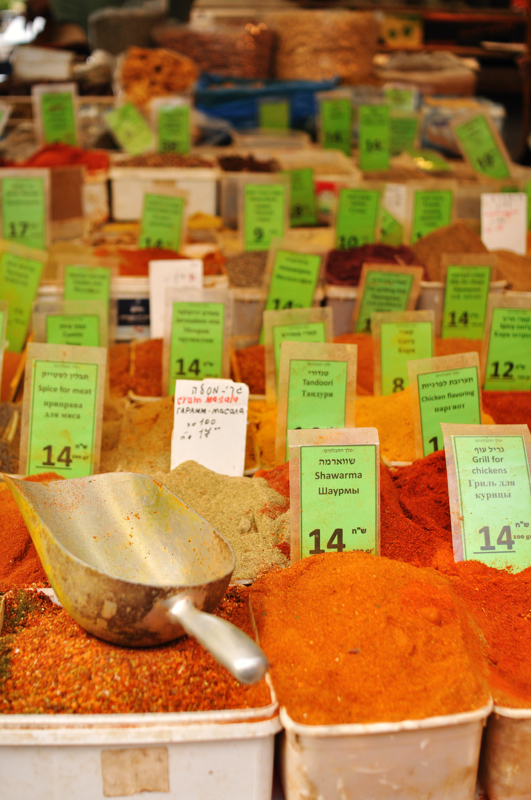 Spices, spices, spices !