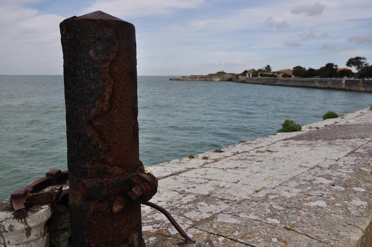 Vue à partir des fortifications Vauban