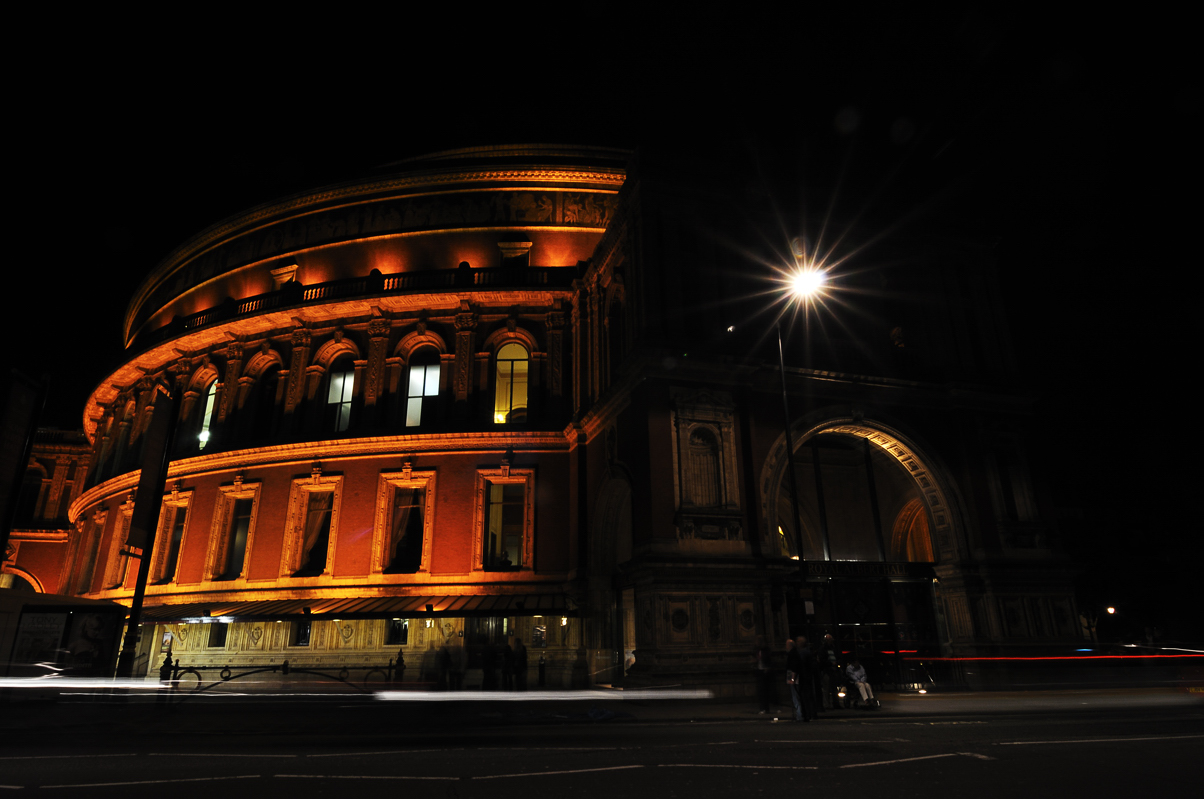 Clapton - Royal Albert Hall