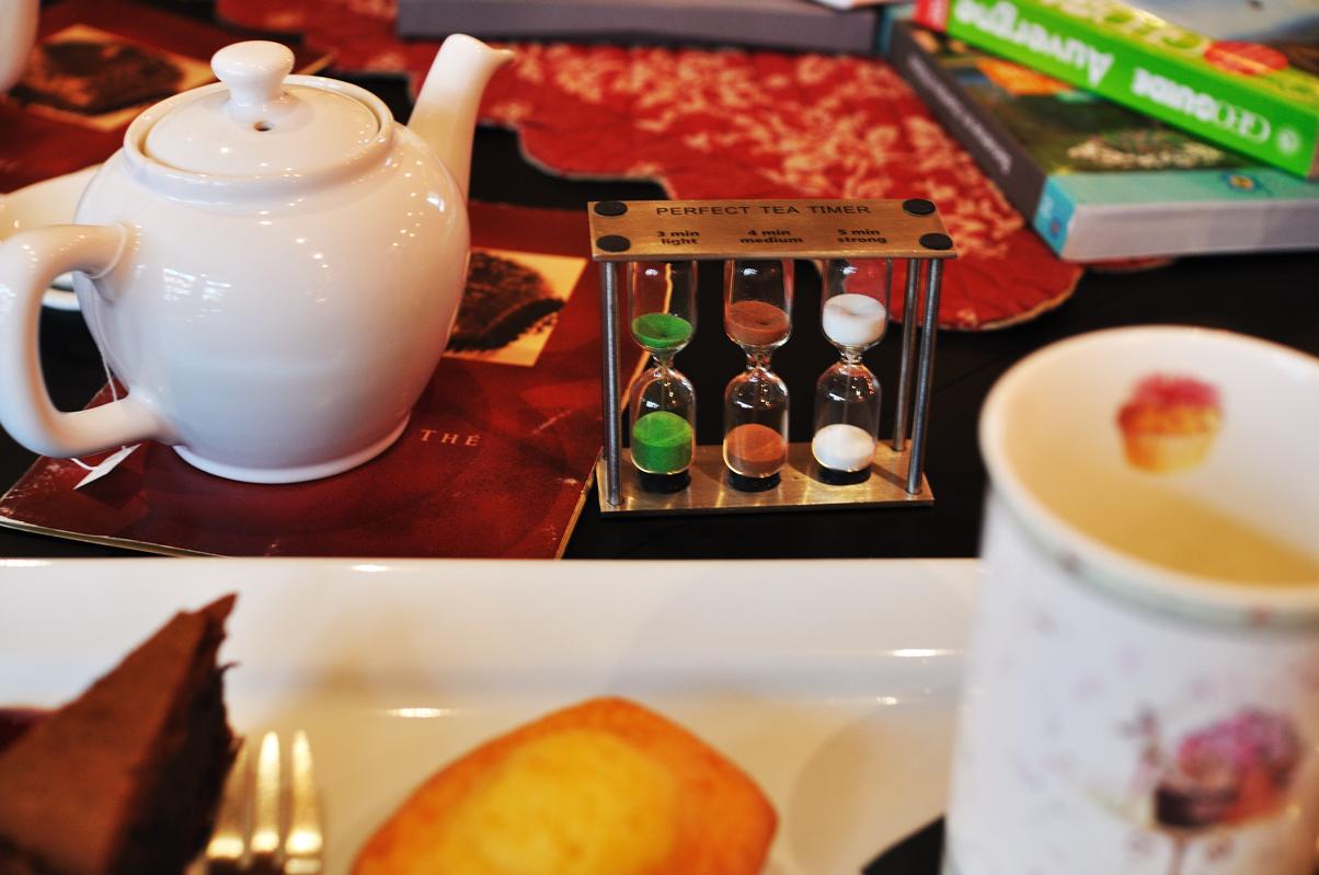 Sablier de thé