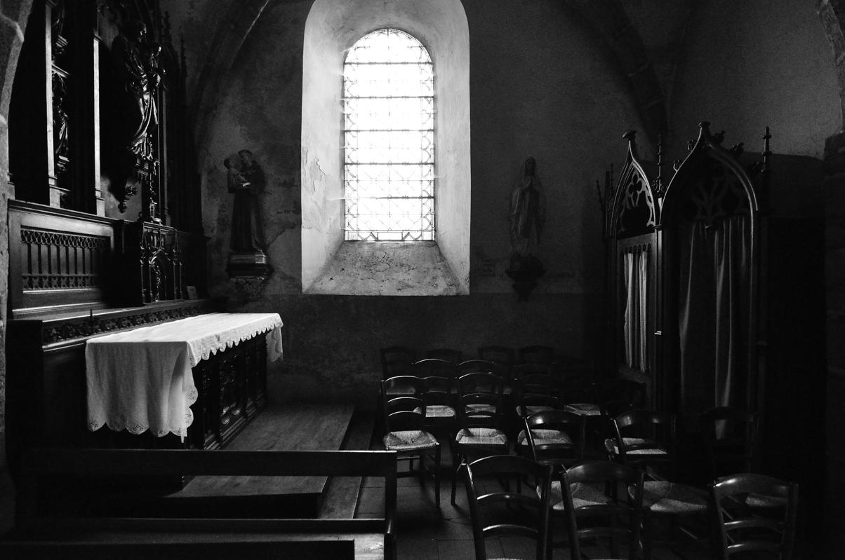Eglise d'Allanche