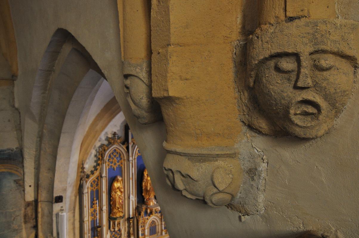 Eglise de Chalinargues