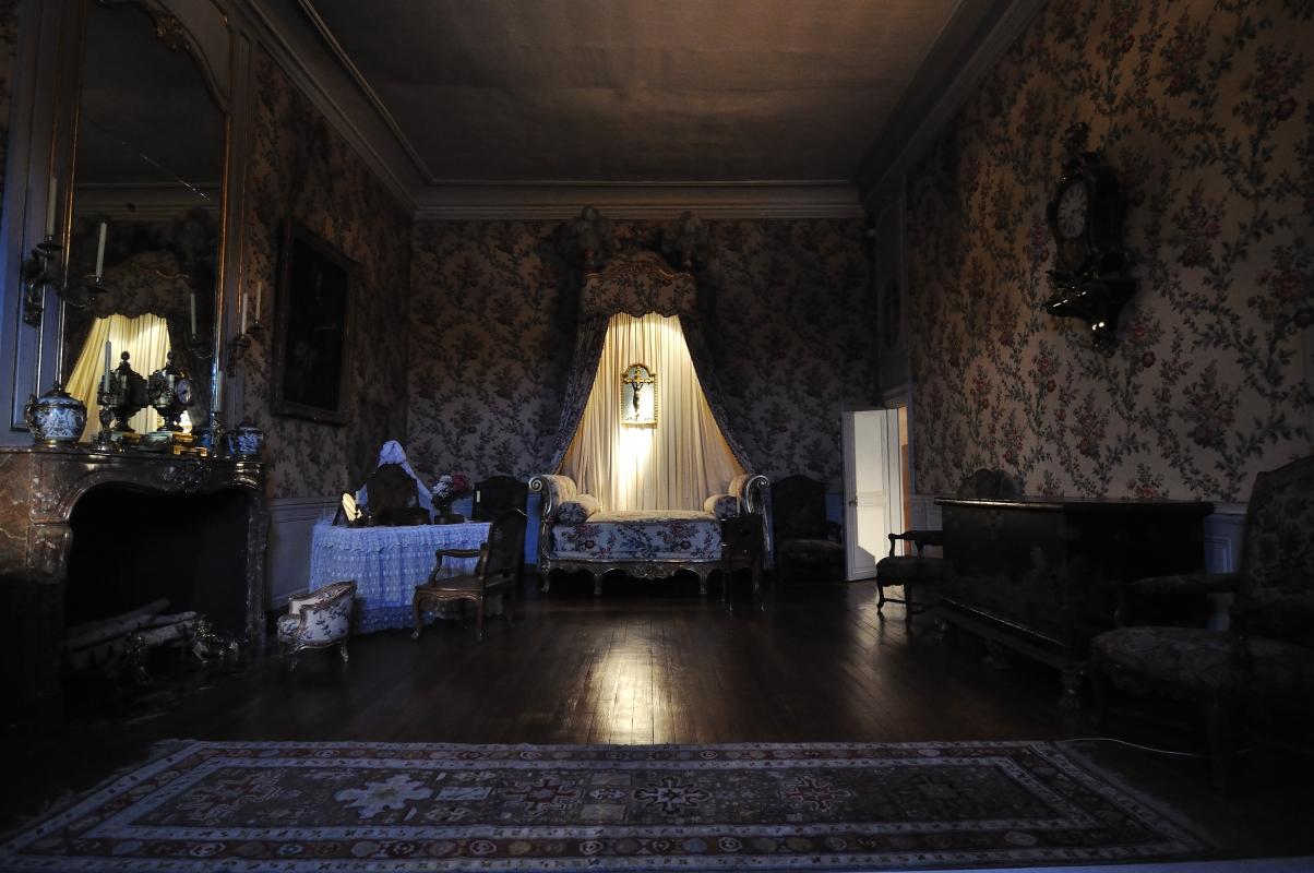 Appartement de Mme Fouquet