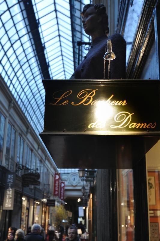 Les passages - Paris