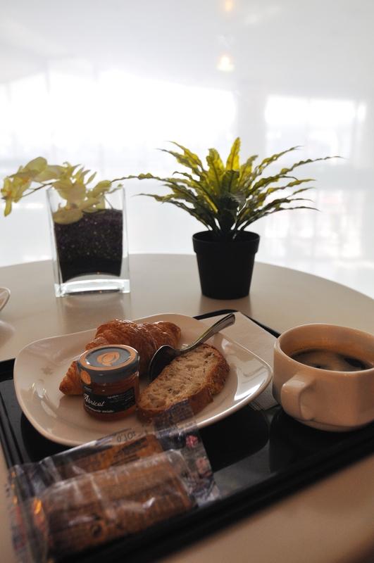 Lounge Finnair à Roissy