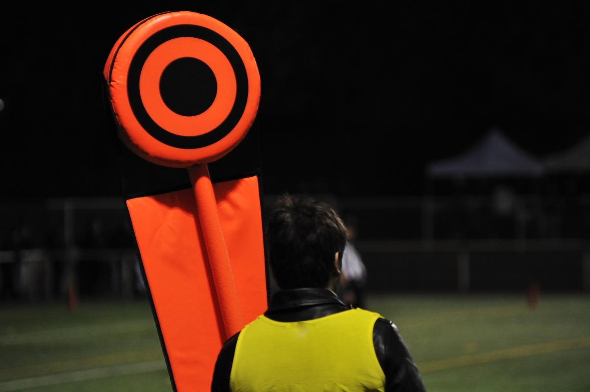 Limite virtuelle des 10 yards à parcourir en 4 tentatives