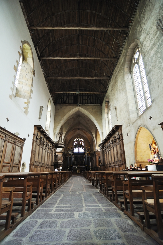 Bienvenue dans l'abbaye