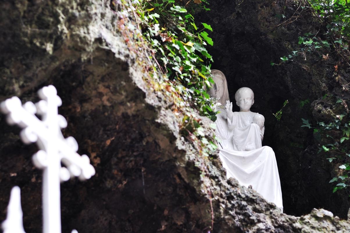 Grotte Notre-Dame-de-Paimpont