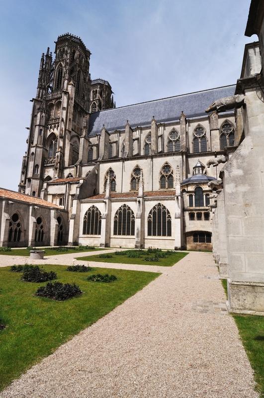 Cloître de la Cathédrale de Toul