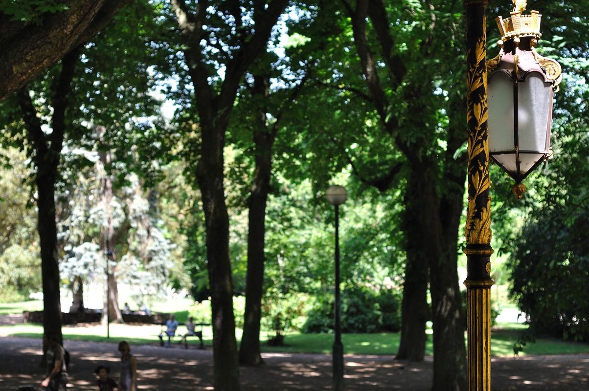 Jardins de la Pépinière - Nancy