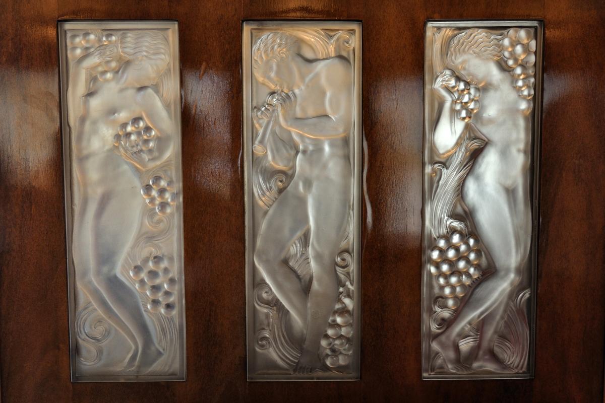 Création unique de Lalique