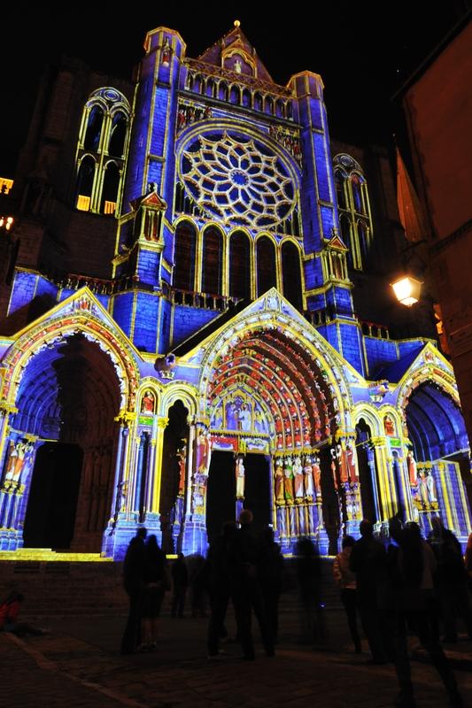 Cathédrale de Chartres, portail Nord