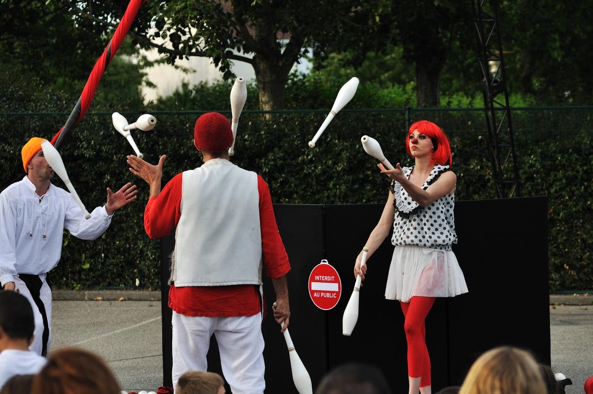 Spectacle de Théâtre - Gauthier - Cirque