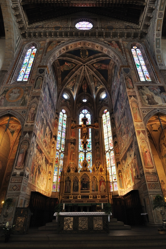 Basilique de Santa Croce - Florence