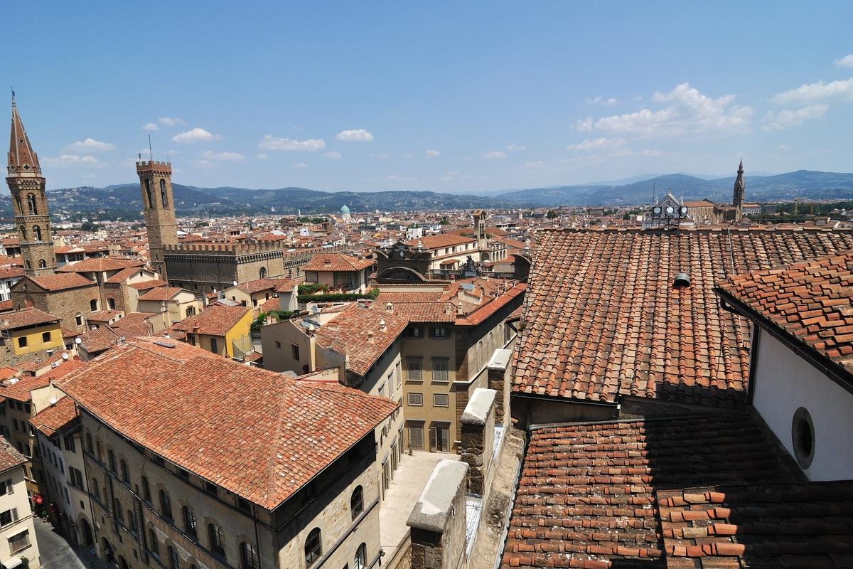 Palazzio Vecchio - Florence