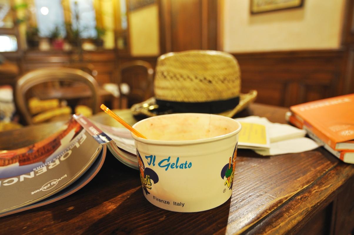 Manger à Florence
