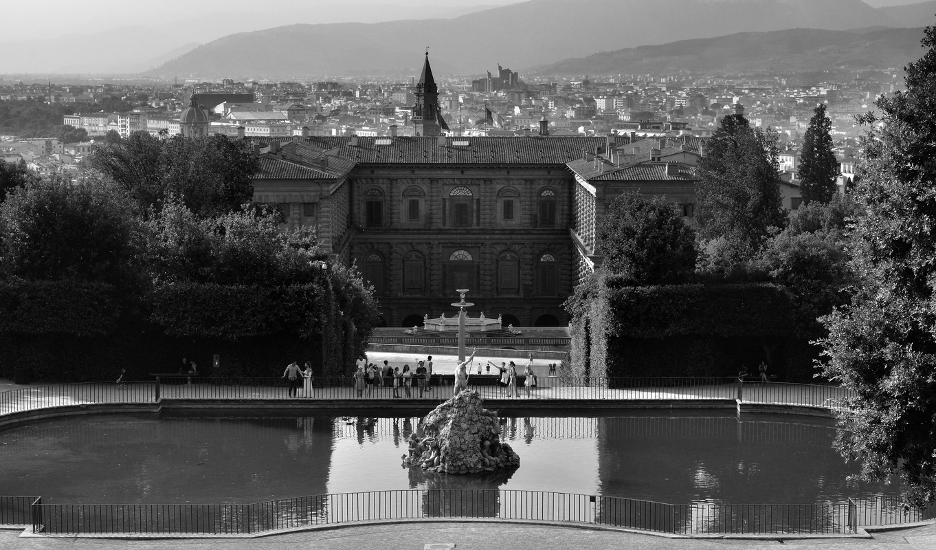 Jardins de Boboli - Florence