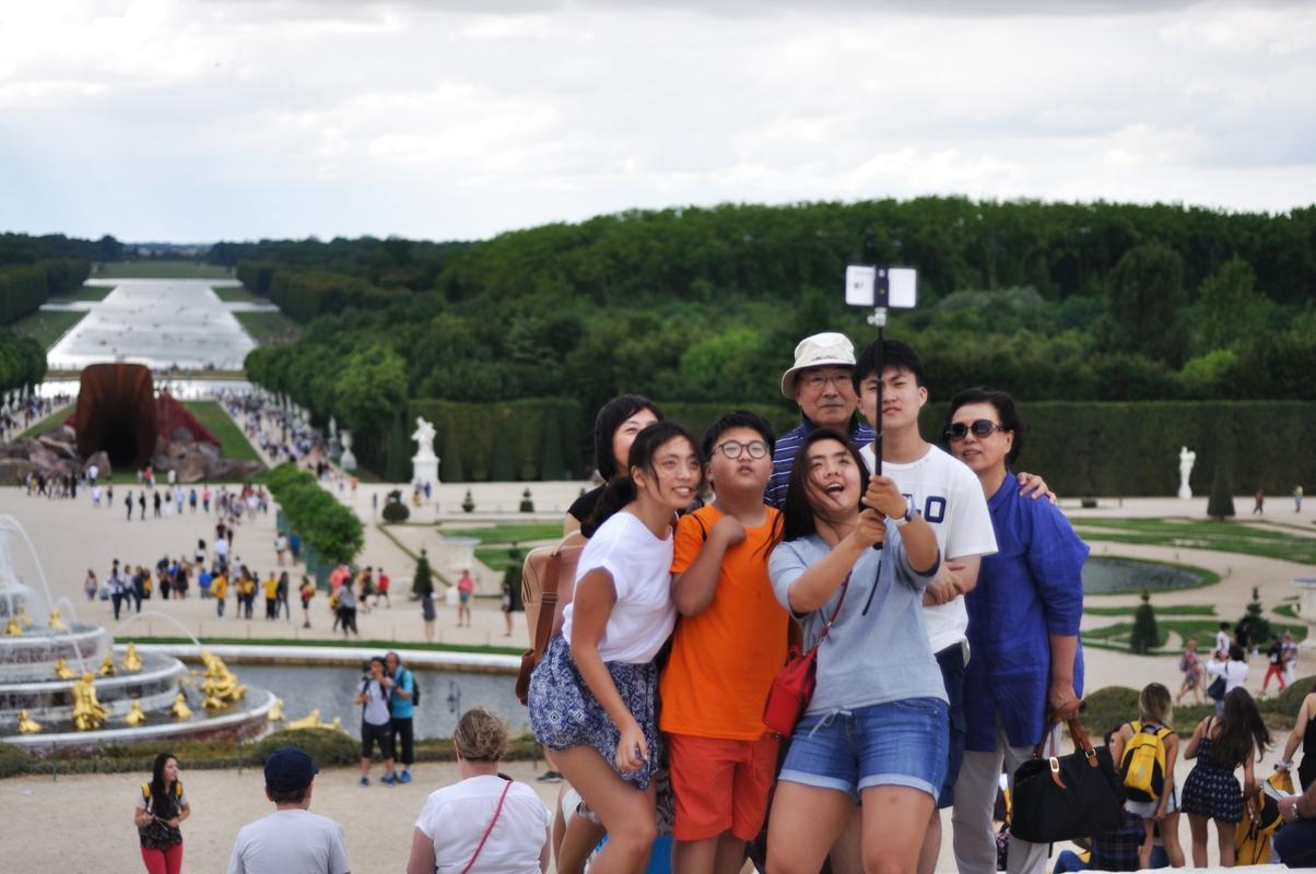 Anish Kapoor à Versailles