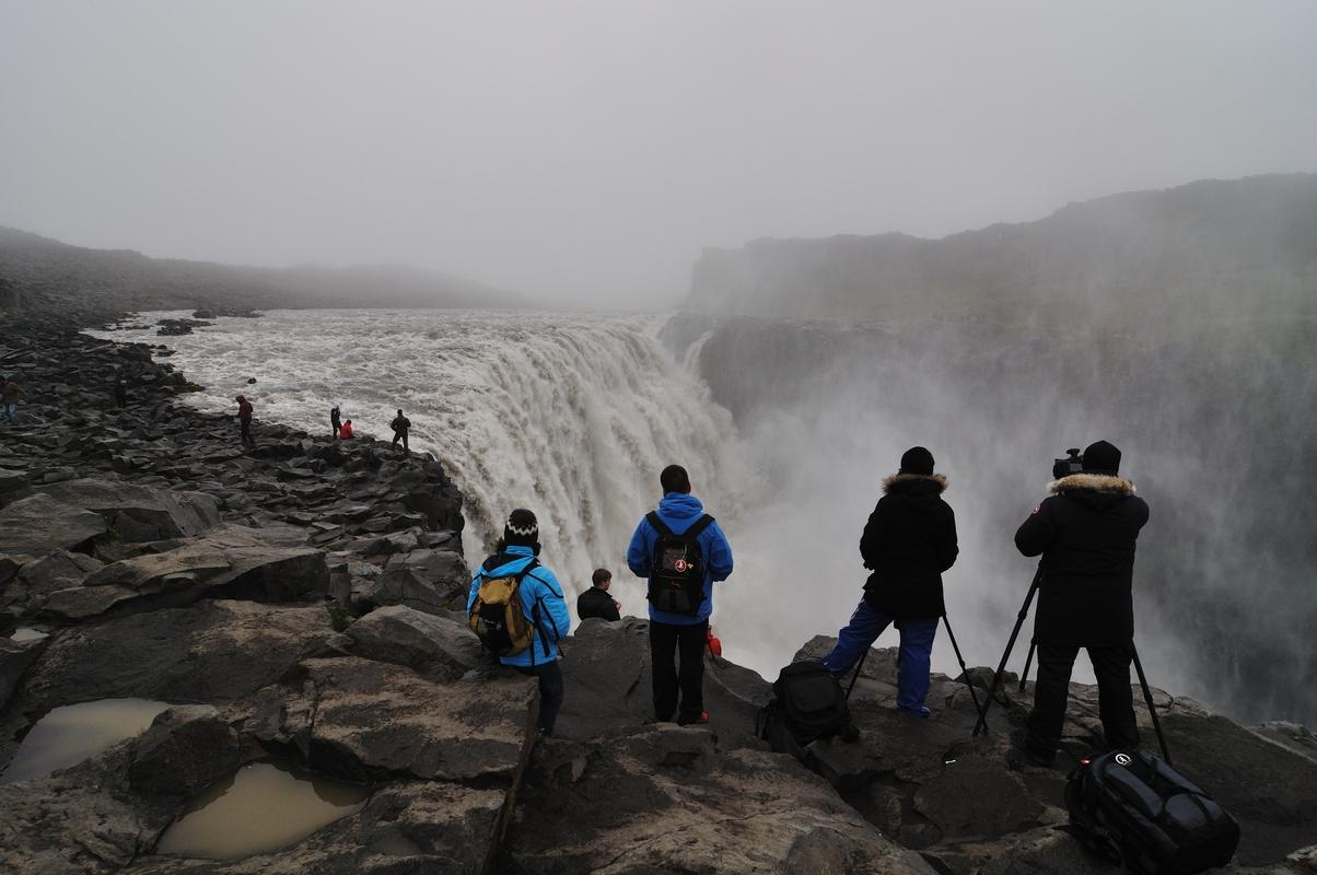 Dettifoss - Islande