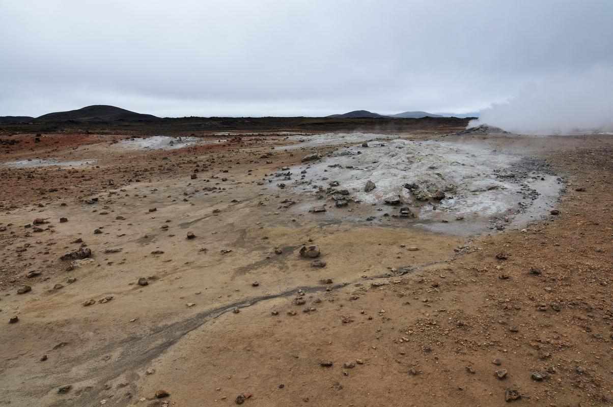 Namafjall- Islande