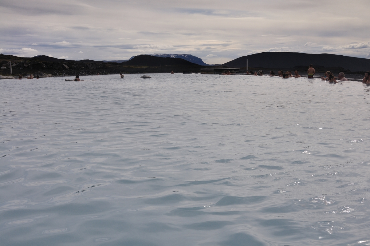 Bains Naturels de Myvatn - Islande